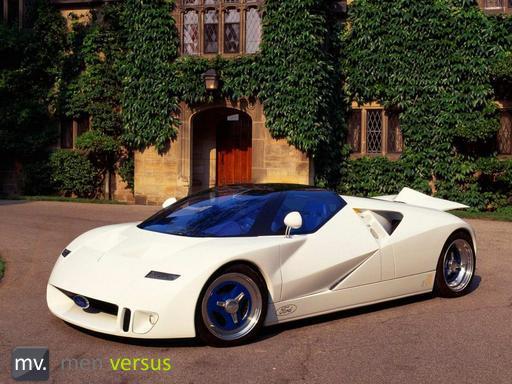 ford gt90 concept car gran turismo