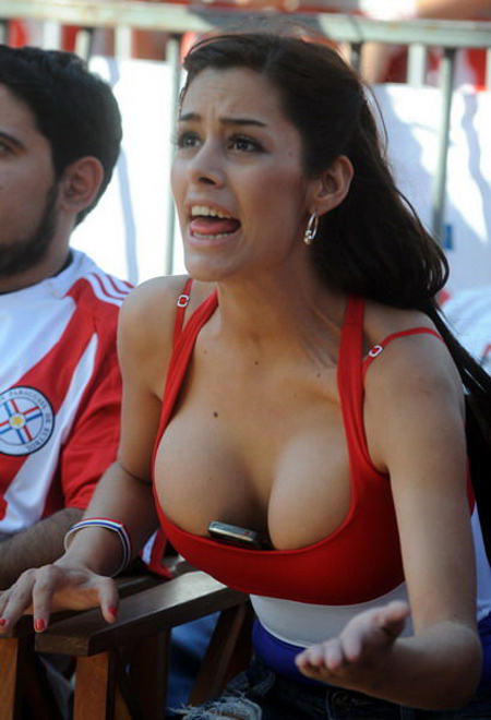 Number One World Cup Fan (NSFW)