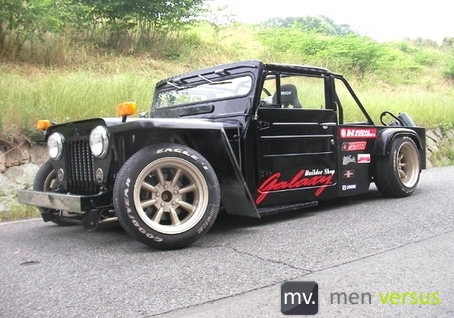 SR20 Jeep Profile