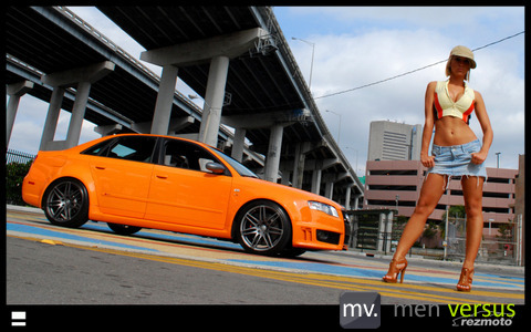 Nice RS4