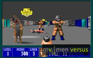 Play the classic Wolfenstein 3D in your browser!