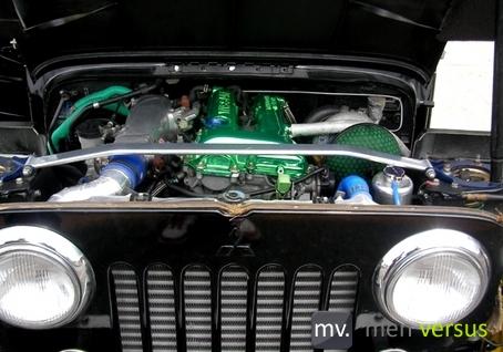 SR20 Jeep