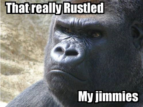 jimmies rustled