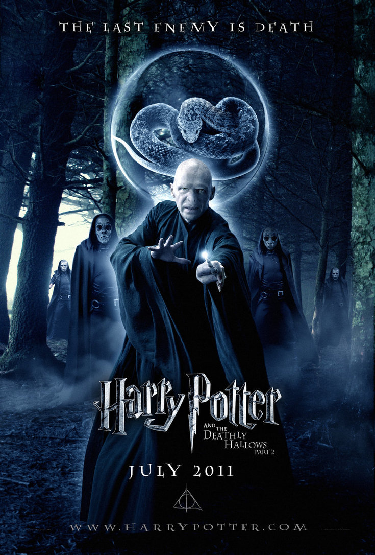 Harry Potter and the Deathly Hollows Part 2 Trailer