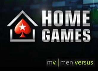 Home Games on Pokerstars