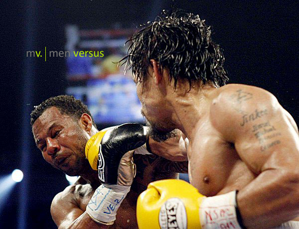 Pacquiao vs Mosley Should Have Not Happened