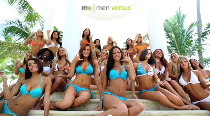Miami Dolphins Cheerleaders - Call Me Baby