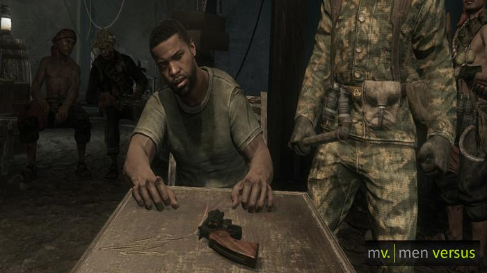 Ice Cube in Call of Duty Black Ops