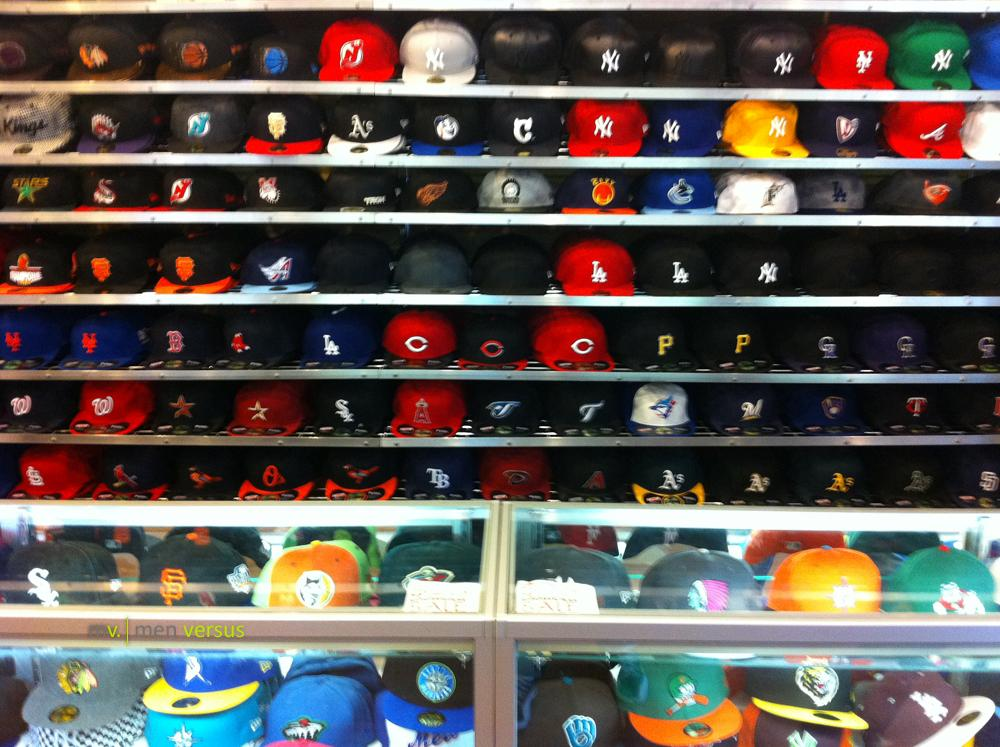 New Era World Series Fitted Collection