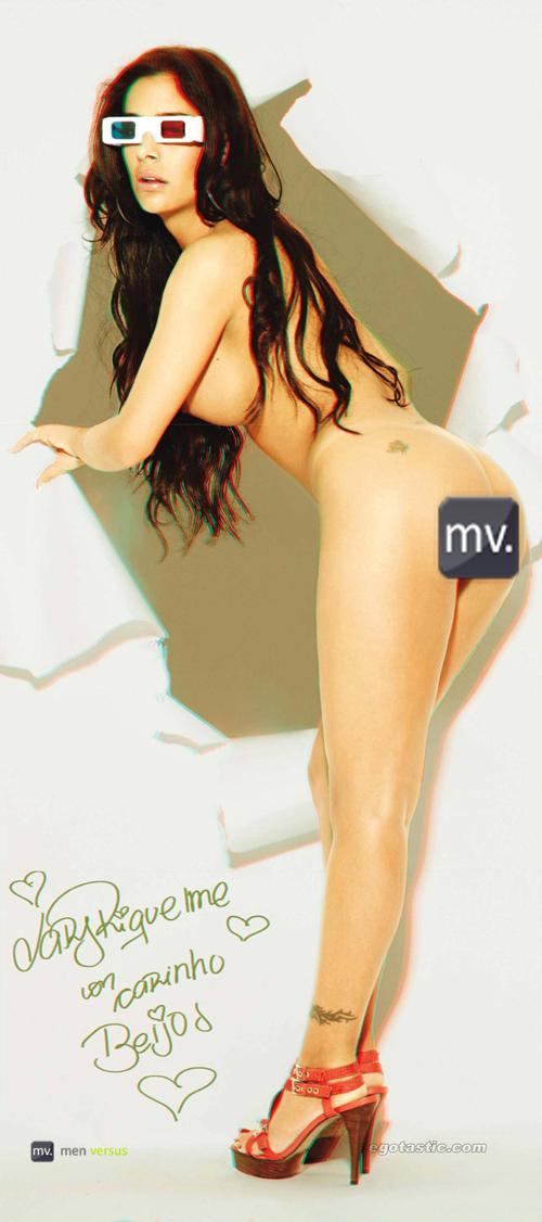 Larissa Riquelme 3D (NSFW)