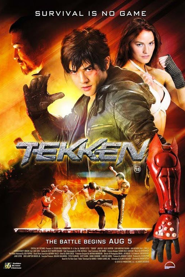 menversus.com - Tekken The Movie