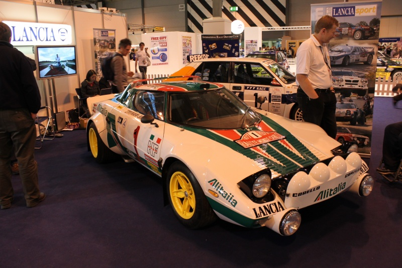 Rebirth of the Lancia Stratos