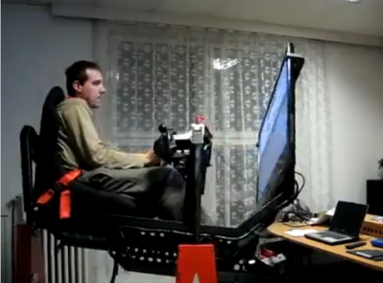 Insane F1 Simulator