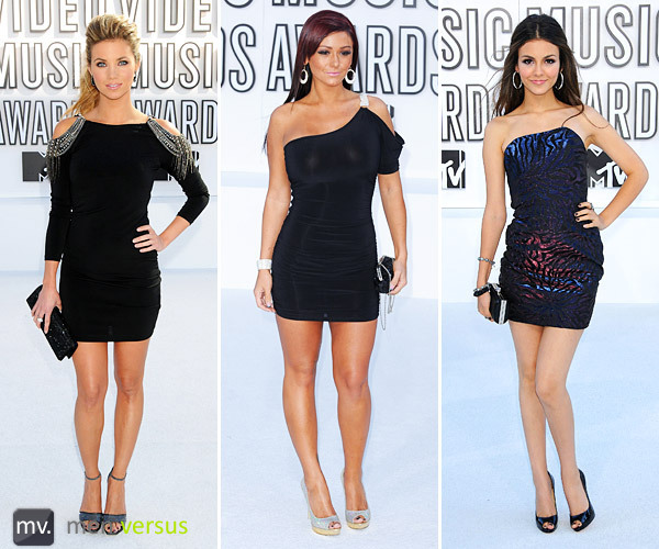 Women of 2010 MTV VMA