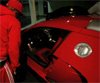 Birdman takes delivery of a Bugatti Veyron