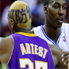 Ron Artests Champions