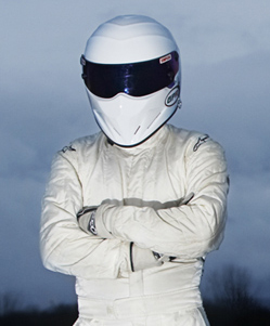 Spoiler: The Stig's identity revealed!